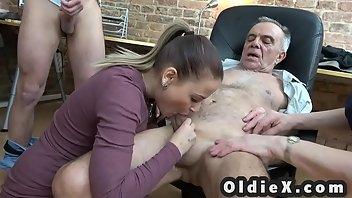 Xxx grandpa